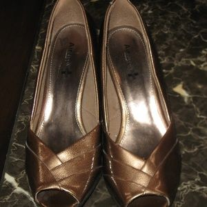 Women's Open Toe Dress Shoes By Air Supply